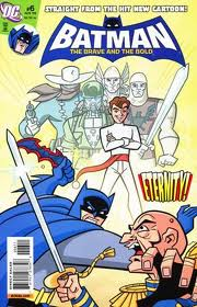 Batman the Brave and the Bold N°06