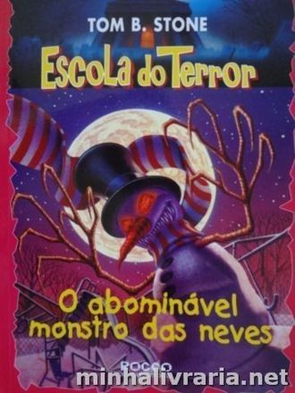 O Abominável Monstro das Neves - Escola do Terror