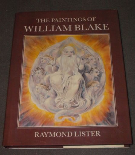 The Paintings of William Blake