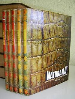 Naturama 5 Volumes