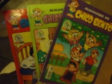 Almanaques do Chico Bento, 3 Volumes: 2 e 5(2007) e 9(2008)