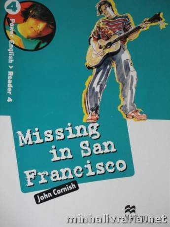 Missing in San Francisco - Power English Reader 4