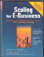 Scaling For E-business Technologies, Models, Performance, and Capacity