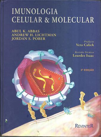 livro imunologia celular e molecular