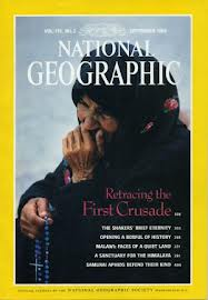 National Geographic Retracing the First Crusade
