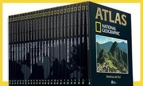 Atlas National Geographic America do Sul