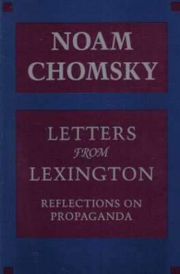 Letters From Lexington - Reflections on Propaganda