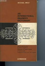 An International Readers Dctionary