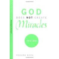 God Does Not Create Miracles You Do!