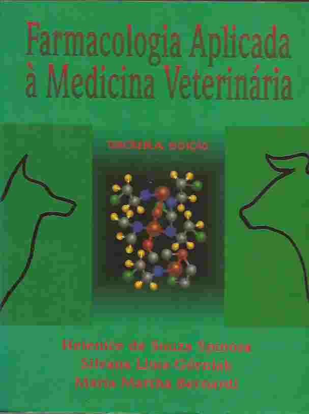 Farmacologia Aplicada A Medicina Veterinaria Pdf