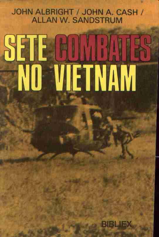 Sete Combates no Vietnam