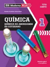 Química Vol 1 na Abordagem do Cotidiano Moderna Plus