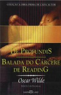 De profundis balada do cárcere de reading