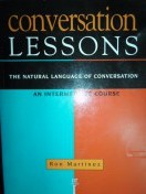 Conversation Lessons - the Natural Language of Conversation
