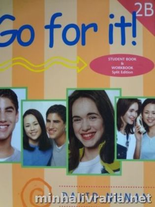 Go For It! 2b Student Book & Workbook