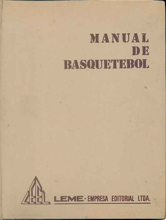Manual de Basquetebol