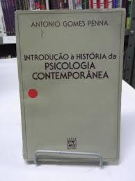 a1ecaf25283 Livro  Introducao a Historia da Psicologia Contemporanea - Antonio ...