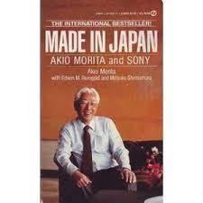 Made in Japan - Akio Morita & a Sony