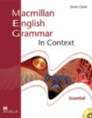 Macmillan English Grammar in Context Essential