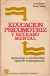 Educacion Psicomotriz y Retraso Mental