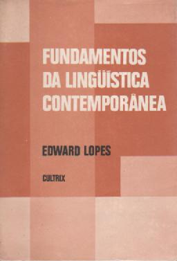 Fundamentos da Linguistica Contemporânea