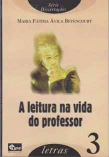 A Leitura na Vida do Professor