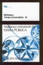 Mudança Estrutural da Esfera Pública