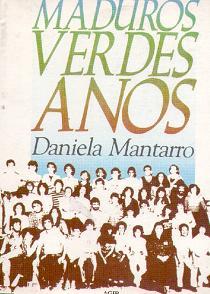Maduros verdes anos de Daniela Mantarro pela Agir (1987)