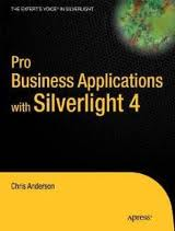 Pro Business Applications Wih Silverlight 4