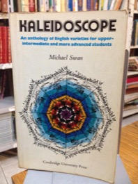 Kaleidoscope - An Anthology os English Varieties For Upper and Interme
