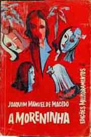 Livro: A Moreninha - Joaquim Manuel de Macedo | Estante Virtual