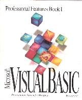 Professional Features Book1 - Microsoft Visual Basic Version 3. 0