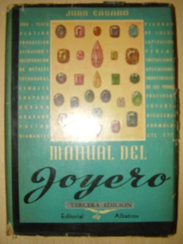 Manual del Joyero