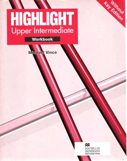 Highlight Upper Intermediate Workbook