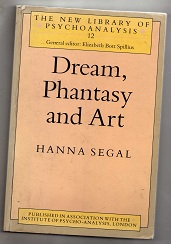 Dream, Phantasy and Art