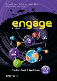 Engage 2 2nd Edition - Student & Workbook