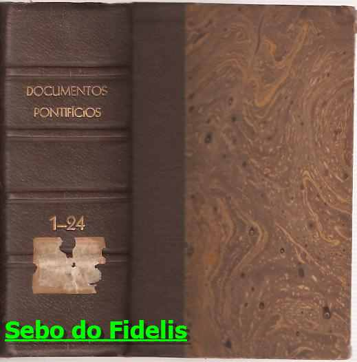 Documentos Pontifícios 01 - 24