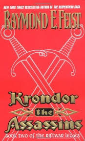 Krondor: the  Assassins - the Riftwar Legacy Book 2