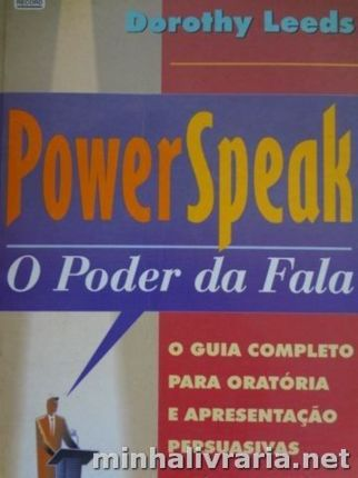 Power Speak, o Poder da Fala