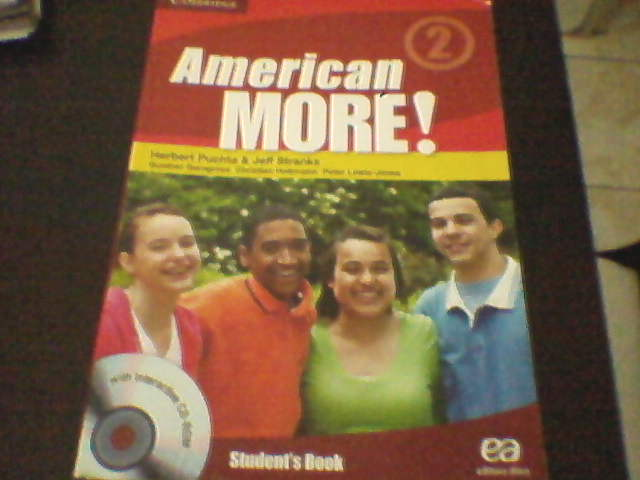 American More! 2 - Students Book