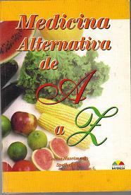 Medicina alternativa de a a z livros de nutrição.