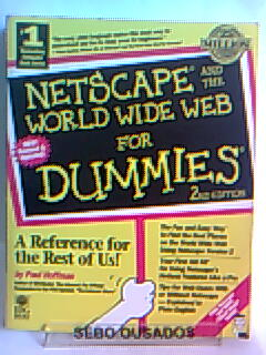 Netscape and the World Wide Web For Dummies