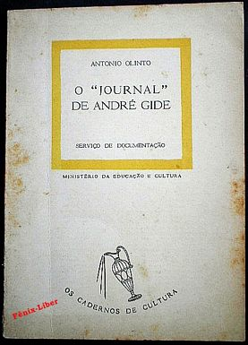 O Journal de André Gide
