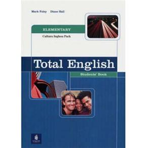 Total English Students Book - Elementary