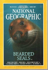 National Geographic Bearded Seals Vol 191