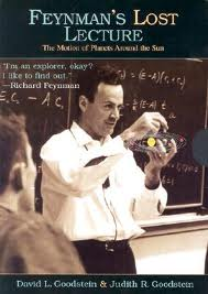 Feynmans Lost Lecture: the Motion of Planetes Around the Sun