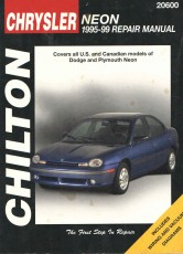 Chilton Chrysler Neon 1995/99 Repair Manual