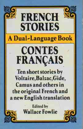 French Stories/contes Français: a Dual-language Book