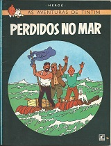 As Aventuras de Tintim - Perdidos no Mar