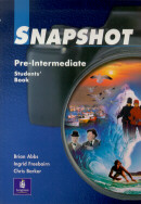 Snapshot Pre Intermediate Students Book